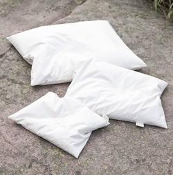 Millet husk baby pillow