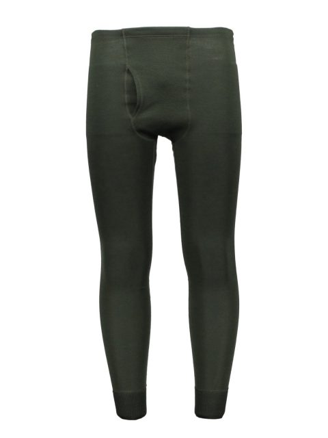 Organic merino wool long pants for men